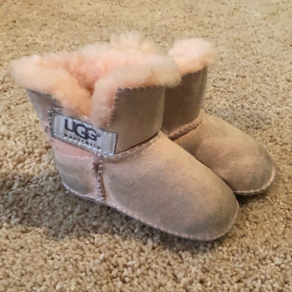 092b4560475 Pink Baby Ugg Boots size Small (2/3 shoe)